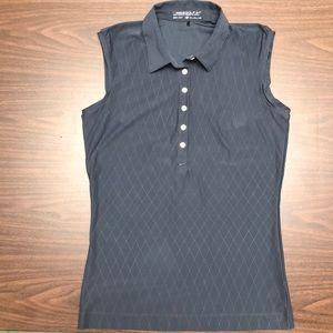 Women's Nike Golf Polo Shirt Size-ST